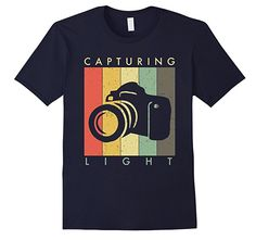 capturing light photographer shirt Tap the link now to find the hottest products to take better photos! Tshirt Photography, Vintage Photography, Photography Sketchbook, Cool Shirts, Tee Shirts, Shirt Men, Best T Shirt Designs, Sweet T, Shirt Print Design