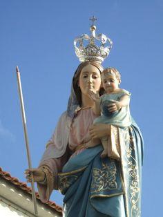 imagens de nossa senhora do rosario - Pesquisa Google
