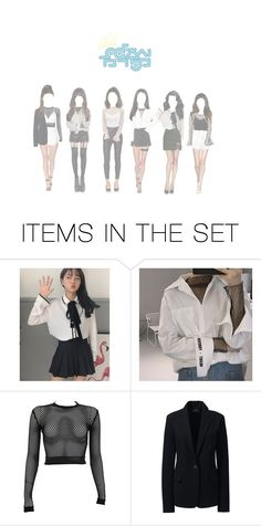 """""""SPICA Debut Stage on Music Show Core 05052017"""" by official-spxca ❤ liked on Polyvore featuring art"""