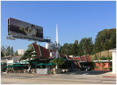 1962 - Mel's Drive-In - A-Frame Googie (8585 Sunset Blvd., West Hollywood)