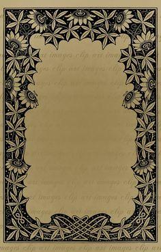 Clip Art Celtic Flower Knot Frame www.stella-stroy-dv.