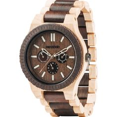 WeWood Kappa Bicolor Indian Rosewood Maple Wood Watch  3f3daa4998