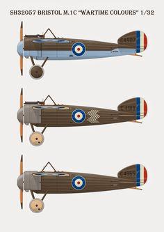 Bristol M1C Monoplane Scout