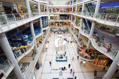 Das Besondere in einem Kaufhaus sind die großartigen Flagshipstores der unterschiedlichen Marken. Das gibt es auch auf United-Kiosk.de: Die Verlagskioske.