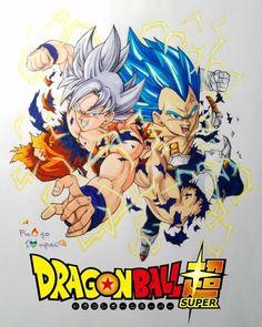 Dragon Ball Z, Dragon Z, Goku Y Vegeta, Son Goku, Gogeta And Vegito, Epic Characters, Super Saiyan, Jojo Bizarre, Jojo's Bizarre Adventure