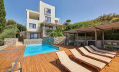Cape Kitries Apartments: Ταξίδι στην Καρδαμύλη με τα Aria Hotels - iTravelling