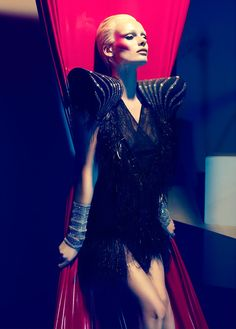 """Preview """"Numéro #123: Edita Vilkeviciute by Camilla Akrans,May 2011""""   The Modern Duchess"""