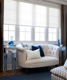 Jane Lockhart bedroom seating