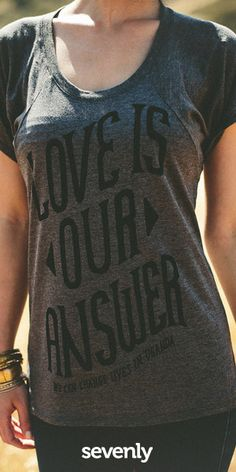 In Uganda many babies are thought to be cursed and are cast out due to hydrocephalus. Without proper medical attention these babies will die, but you can help get them into surgery!  Get a shirt and help fund a life-saving surgery: http://www.sevenly.org/?cid=InflPinterest0001BrandonL
