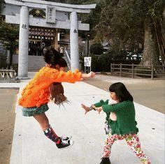 Hinako & Kanako #28 Kamehamehaaaa