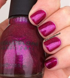 "Sinful Colors ""Dazzle"""