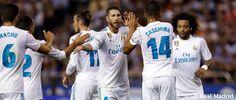 Ya conocemos el horario del Getafe-Real Madrid