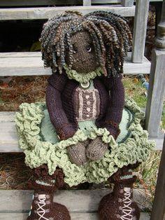Lottie Dolls' Rue Outfittedwith Free Lottie doll basic by Deena6A, $5.00
