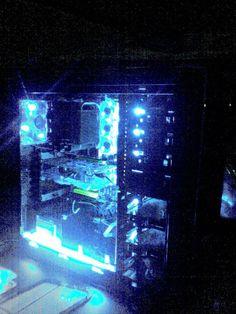 Spec : AMD Phenom II x4 965 Black Edition | Biostar TA790GX A3+ | Corsair Dominator 4GB DDR3 | HIS HD5770 iCeQ5 Turbo | Cooler Master Xtreme Power 500W | Seagate 250 + 500 GB | Cooler Master V8 | Cooler Master 690 Black Pure