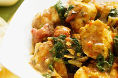 Citrus works just as well with savoury dishes as it does with sweet. Grapefruit works really nicely in Nadiya's simple chicken stew. Easy Chicken Stew, Slow Cooker Chicken Stew, Stew Chicken Recipe, Chicken Thigh Recipes, Making Couscous, Roasted Chicken Thighs, Boneless Chicken, Savoury Dishes, Slow Cooker Recipes
