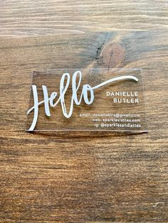 Customized Business Cards with Basic Invite Clear Business Cards, Business Thank You Cards, Custom Business Cards, Business Card Design, Realtor Business Cards, Plastic Business Cards, Best Business Cards, Creative Business Cards, Transparent Business Cards