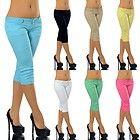 EUR 18,95 -  Damen 3/4 Jeans Hose - http://www.wowdestages.de/2013/07/25/eur-1895-damen-34-jeans-hose/