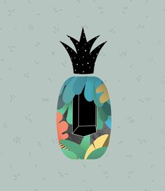 Maaagic Objects on Behance » #illustration #color
