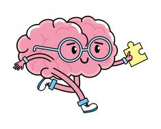 Dibujos animados lindo cerebro Vector Premium | Free Vector #Freepik #vector #freeeducacion #freemedico #freedibujos-animados #freecomic Brain Vector, Word Of Grace, Cartoon Download, Brain Art, Cute Cartoon Characters, Mindfulness For Kids, Jack Kirby, Cute Stickers, Experiment