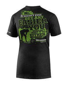 CrossFit HQ Store- Coach Quote Fitness Tee - Short Sleeve Tees - Men Buy Authentic CrossFit T-Shirts, CrossFit Gear, Accessories and Clothing