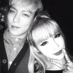 T.O.P.-T.O.P. with labelmate Bom from 2NE1