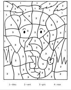 Pour imprimer ce coloriage gratuit «coloriage-magique-elephant», cliquez sur l'icône Imprimante situé juste à droite