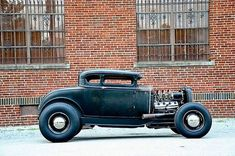 Afternoon Drive: Hot Rods & Rat Rods (25 Photos) (24)