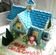 Weihnachts - Kuchen
