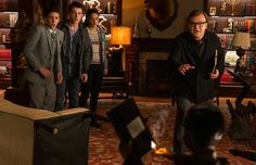 Goosebumps  'A perfect balance of fun-scares and genuine comedy'  http://troublewithfilm.com/goosebumps/