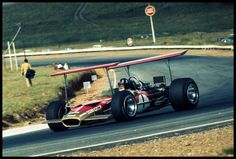 Graham Hill, Lotus 49 @ Kyalami, 1969