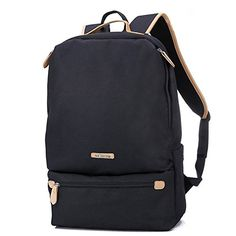 Laptop backpack for women waterproof college travel girls rucksack backpack for 13314 inch computer notebook  apple macbook acer alienware asus dell hp lenovo 14inchblack -- This is an Amazon Affiliate link. Want additional info? Click on the image.