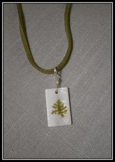 Floral pendants - B3 Doodlebert Designs | Necklaces