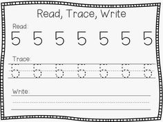 """Daily 3 Math - Math Writing - Unit 1: Numbers 0-10 - Math Writing Stations/Math Centers/Math Stations worksheets  activities that all revolve around the numbers 0-10.  This packet is focused on """"writing"""" during math time, aka """"math writing"""".  Over 100 pages of activities to use during your stations!"""