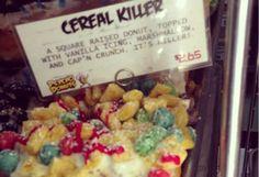 Psycho Donuts Cereal Killer
