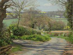 Peter Barker's Palette: Spring Meadows