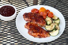 Skip sugary marinades, which can help produce carcinogens when used on the grill. We promise you won't miss them with these recipes!