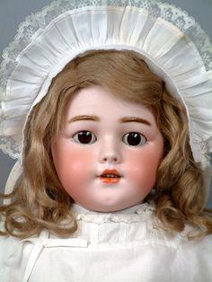 "Редкое 27"" Саймон & человек, которого 1250 'лакомство Дороти/Санта' модель С. 1895 от kathylibratysantiques на Руби Лейн"