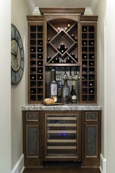 18 Best Wine Rack In Wall Built Ins Images Kitchen Dining Bar