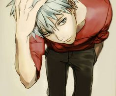 Kuroko Tetsuya heart does flippity flops at this picture