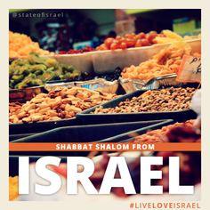 Last-minute shopping at the shuk before Shabbat! #Israel #ShabbatShalom #LiveLoveIsrael