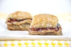 PB Baklava  Baklava pastry withSmooth Operator peanut butter and strawberry jam.  Conceived By Lee ZalbenPhotography By Andrea Hernandez