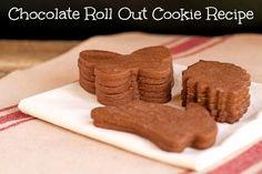 Brownie roll-out cookies | COOKIE: stuff... | Pinterest | Brownies ...