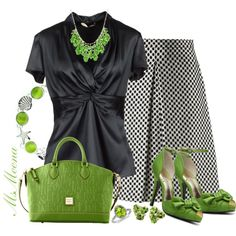Peridot, created by msmeena on Polyvore