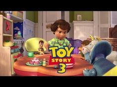 Toy Story Gameplay - Bonnie House - Sheriff Woody - Buzz Lightyear, Full...