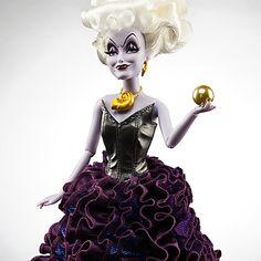 Ursula Disney Villains Designer Collection Doll