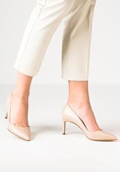 HUGO - HELLIA - Pumps - light beige