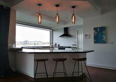 kemoo design kitchen pendant lit