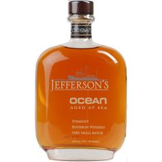 Jefferson's Ocean. Can't wait to try this one!