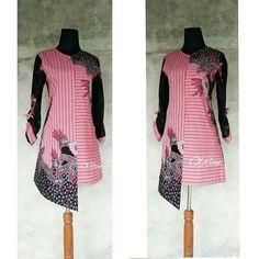 Blouse Batik, Batik Dress, Batik Fashion, Kurta Designs Women, Blouse Models, Hijab Chic, Western Wear, Blouses, Style Inspiration