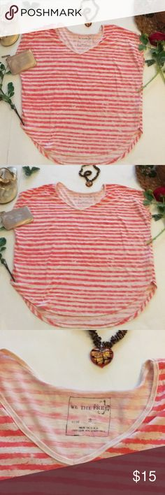 ❤Free People Top❤ ❤In good used condition Free People Top in By We The Free size Small❤Shows minor sign of wear such as slight piling❤please see all photos❤ Free People Tops